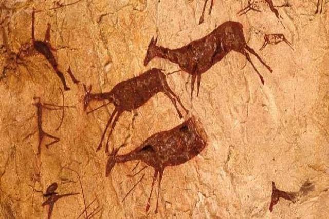 arte rupestre o parietal