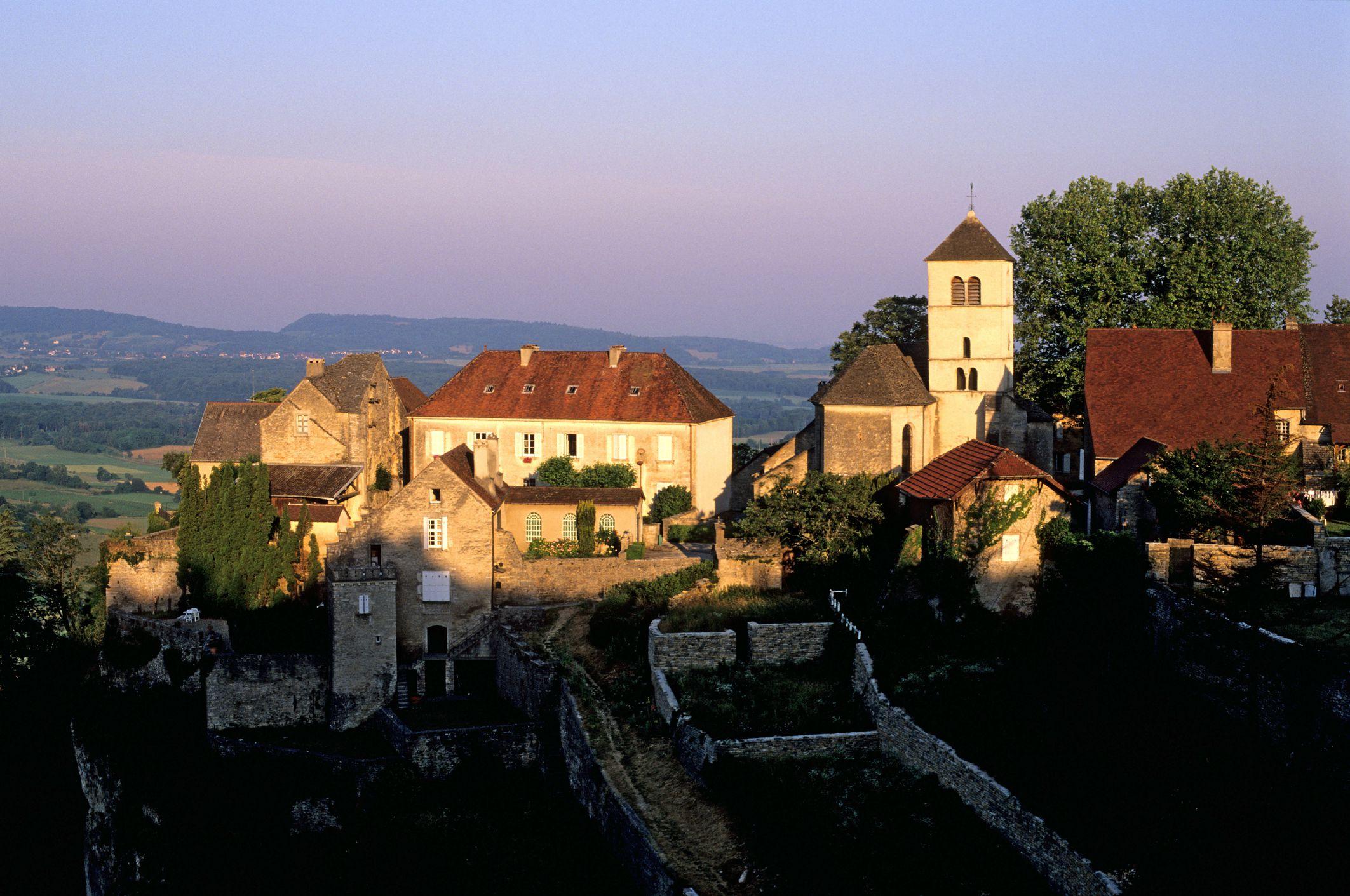 The Jura Region of Eastern France Guide
