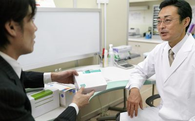 Medical Device Sales Representative Job Description