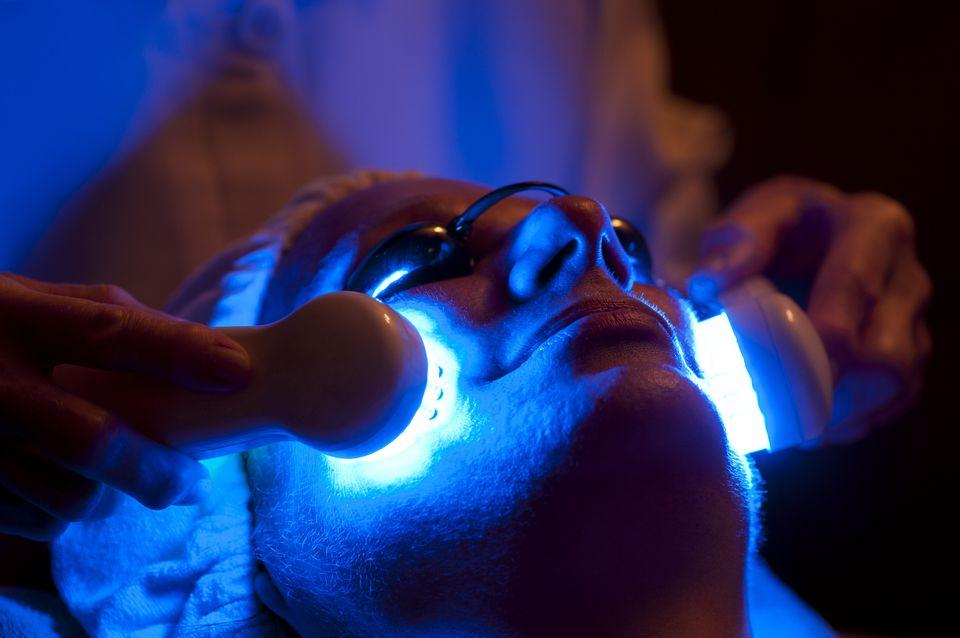 LED facial