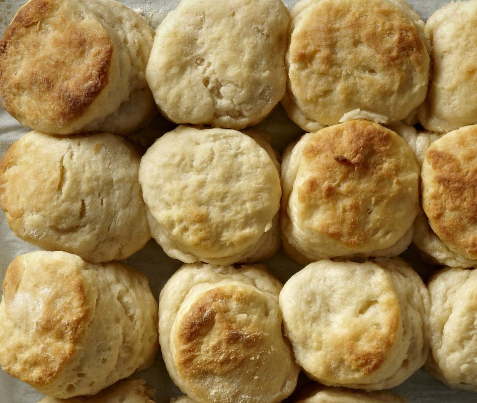 Homemade breakfast biscuits