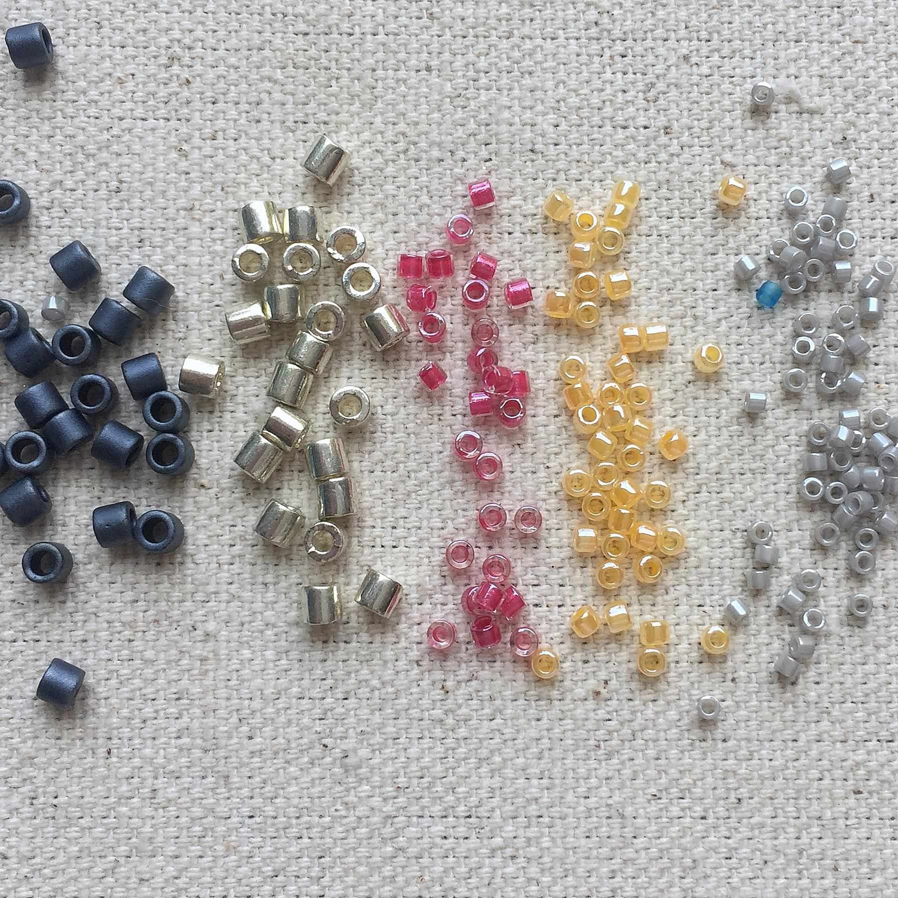 Estimating The Number Of Seed Beads You Need