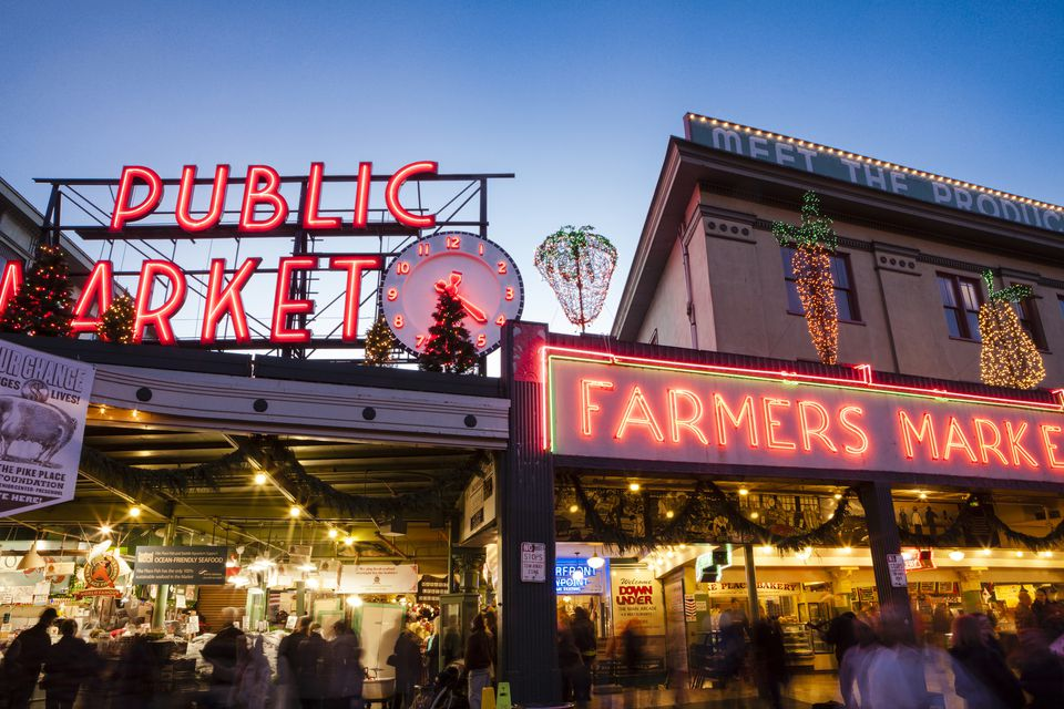 48 Hours In Seattle The Perfect Itinerary