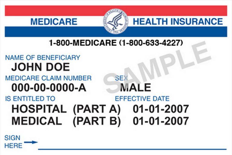 Mredicarecard