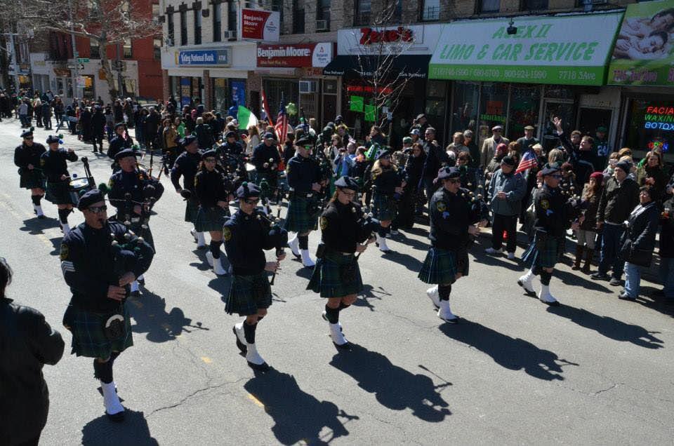 Bay Ridge St. Patrick's Day Parade