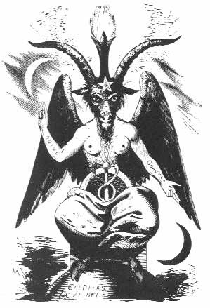 Baphomet - The Goat of Mendes
