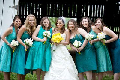 Jessica Bishop's 2009 Wedding