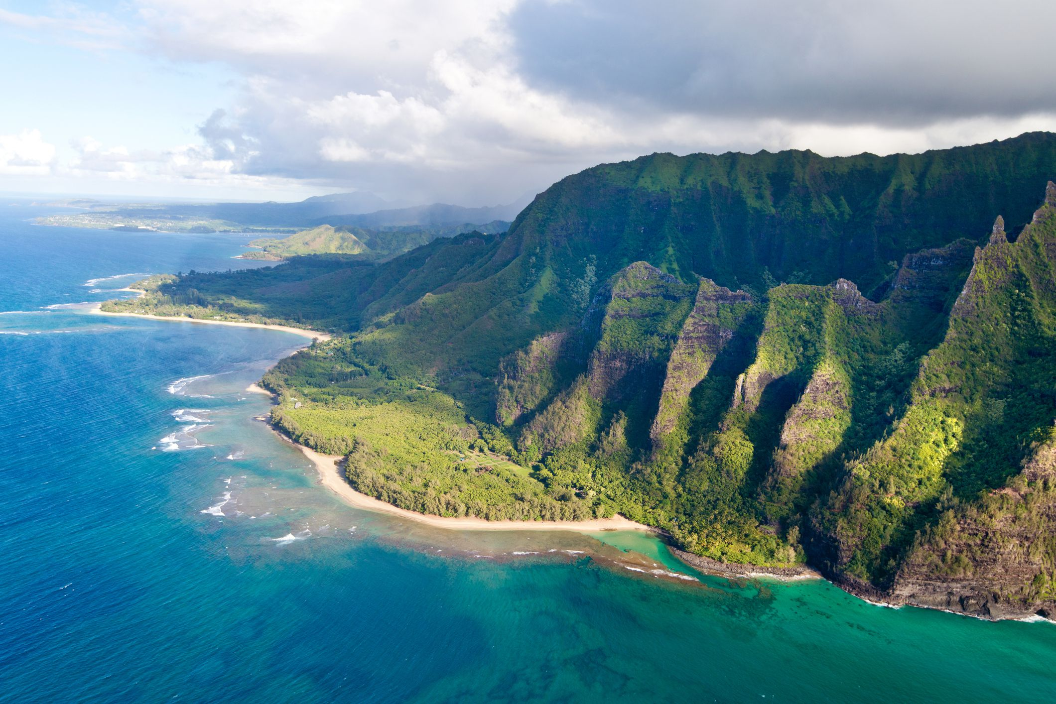 State Of Hawaii Island Names Nicknames And Geography - Landforms in hawaii
