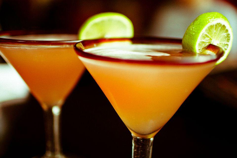 Easy Mango Margarita - Tequila Cocktail Recipe