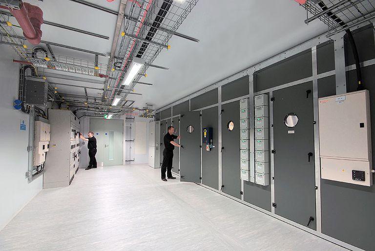 data center maintenance
