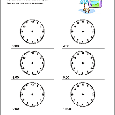 first grade math telling time to the nearest 5 minutes. Black Bedroom Furniture Sets. Home Design Ideas