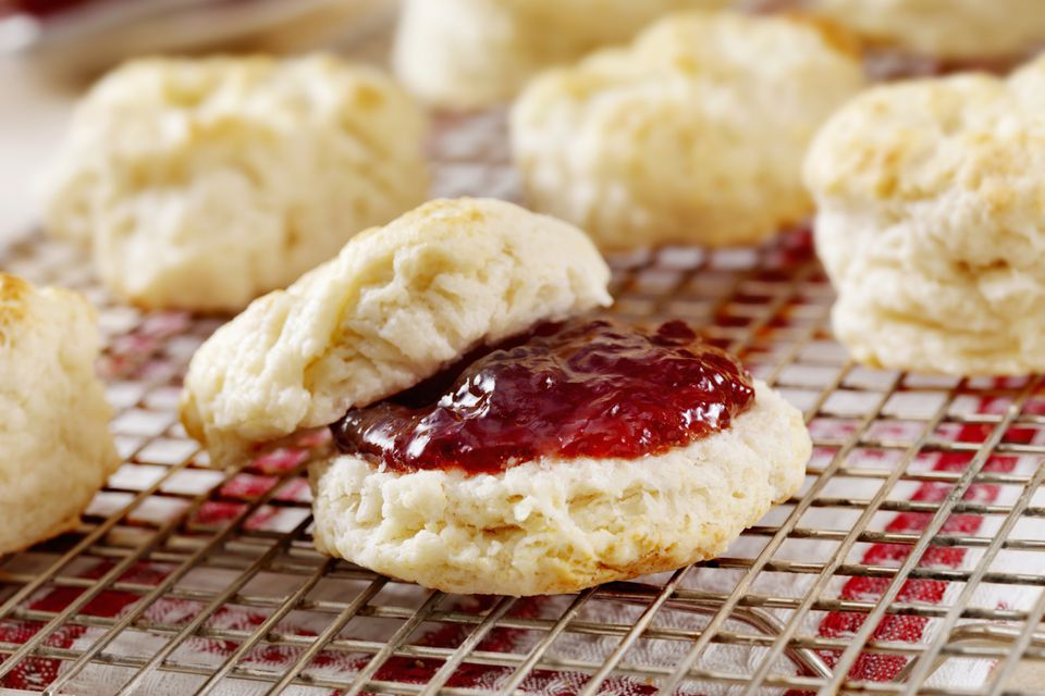 Homemade biscuits recipe