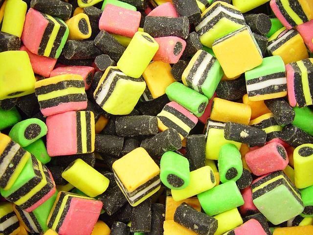 Licorice variety