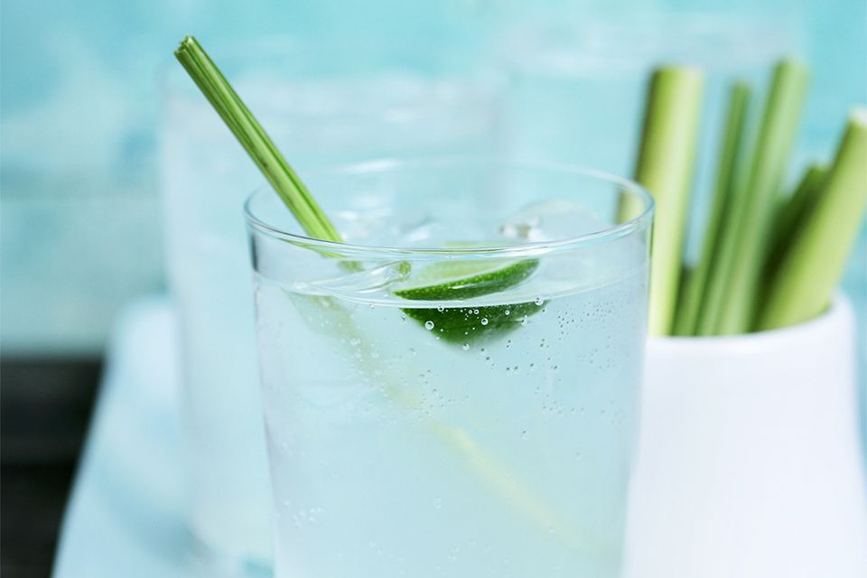 New Amsterdam Gin's Soho Cocktail - Easy Gin Drinks