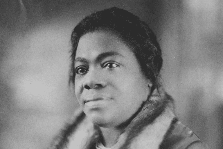 Portrait of Dr. Mary McLeod Bethune
