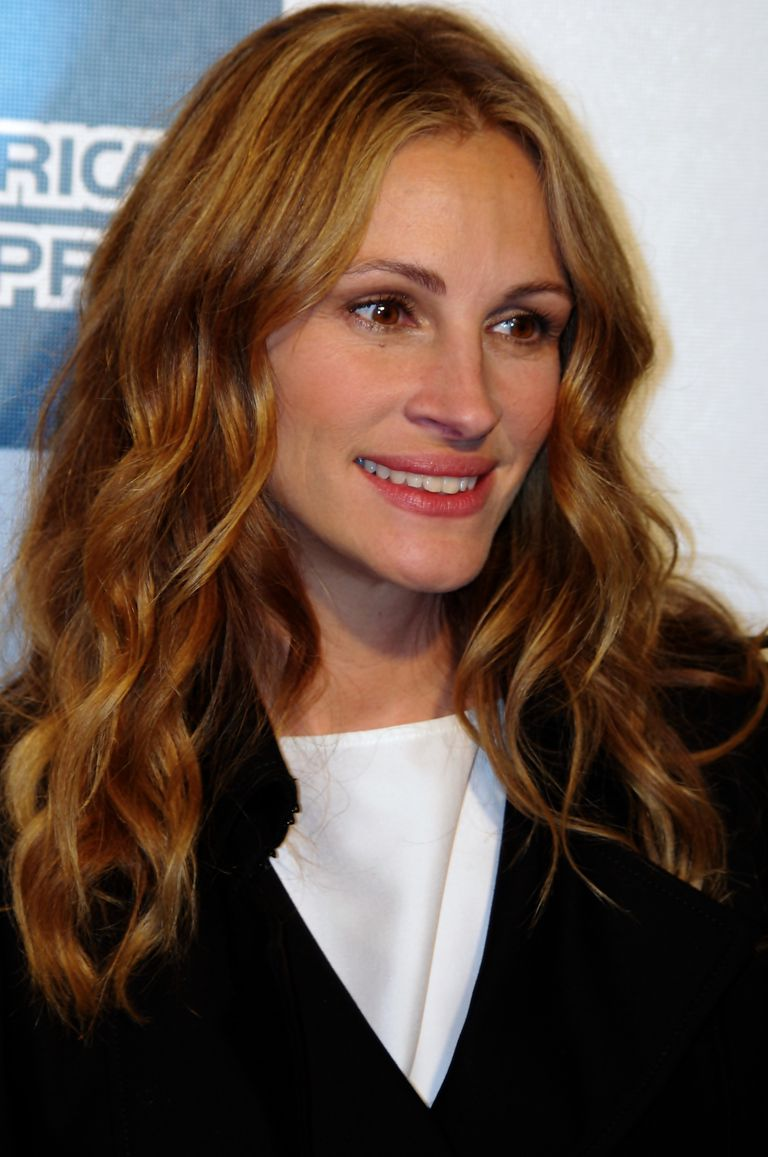 Roberts at the 2011 Tribeca Film Festival.