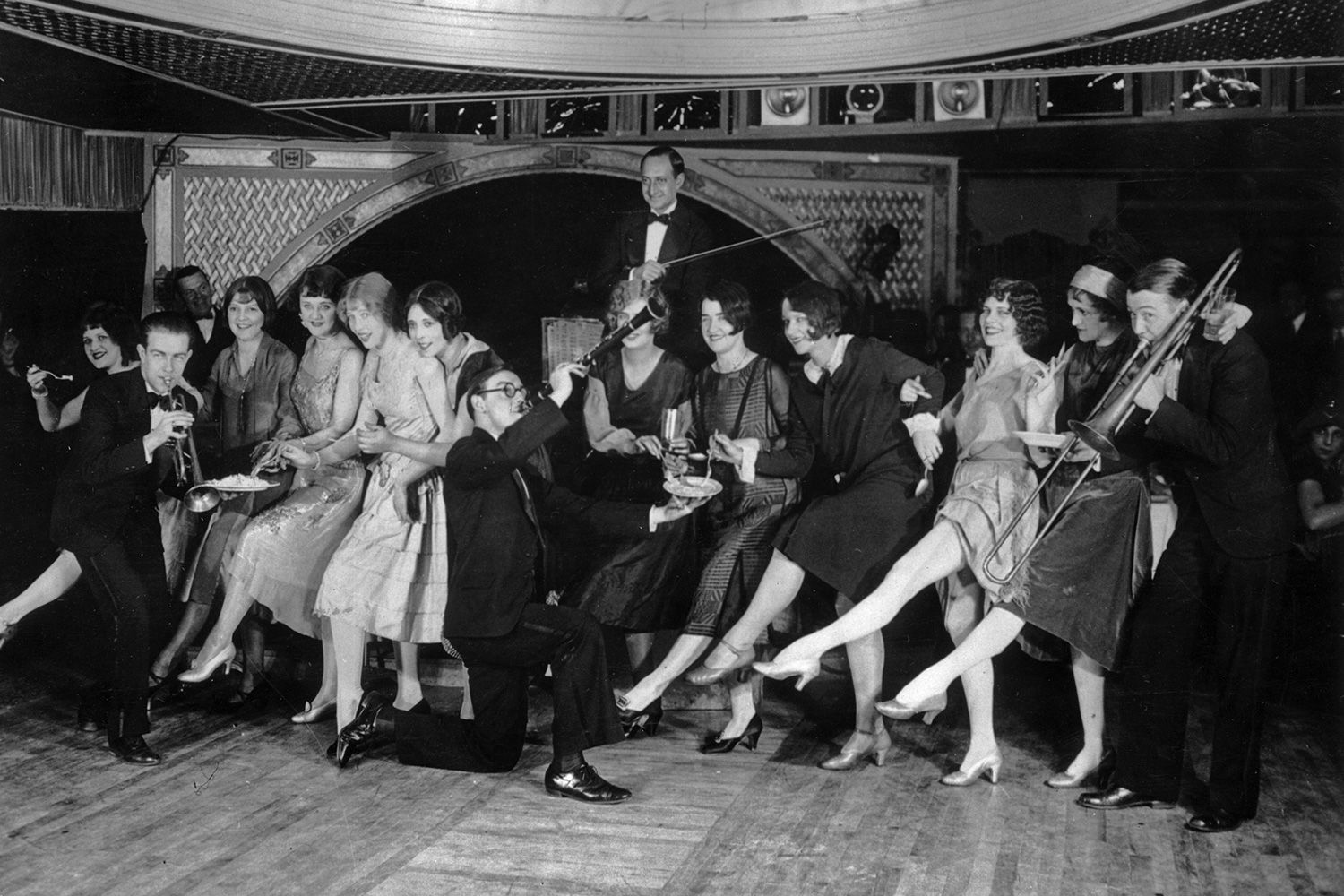 What Were Flappers Like in the Roaring Twenties?