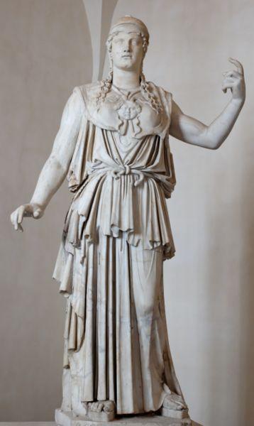 Statue of Athena Parthenos