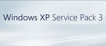 Windows XP Service Pack 3, XP SP3