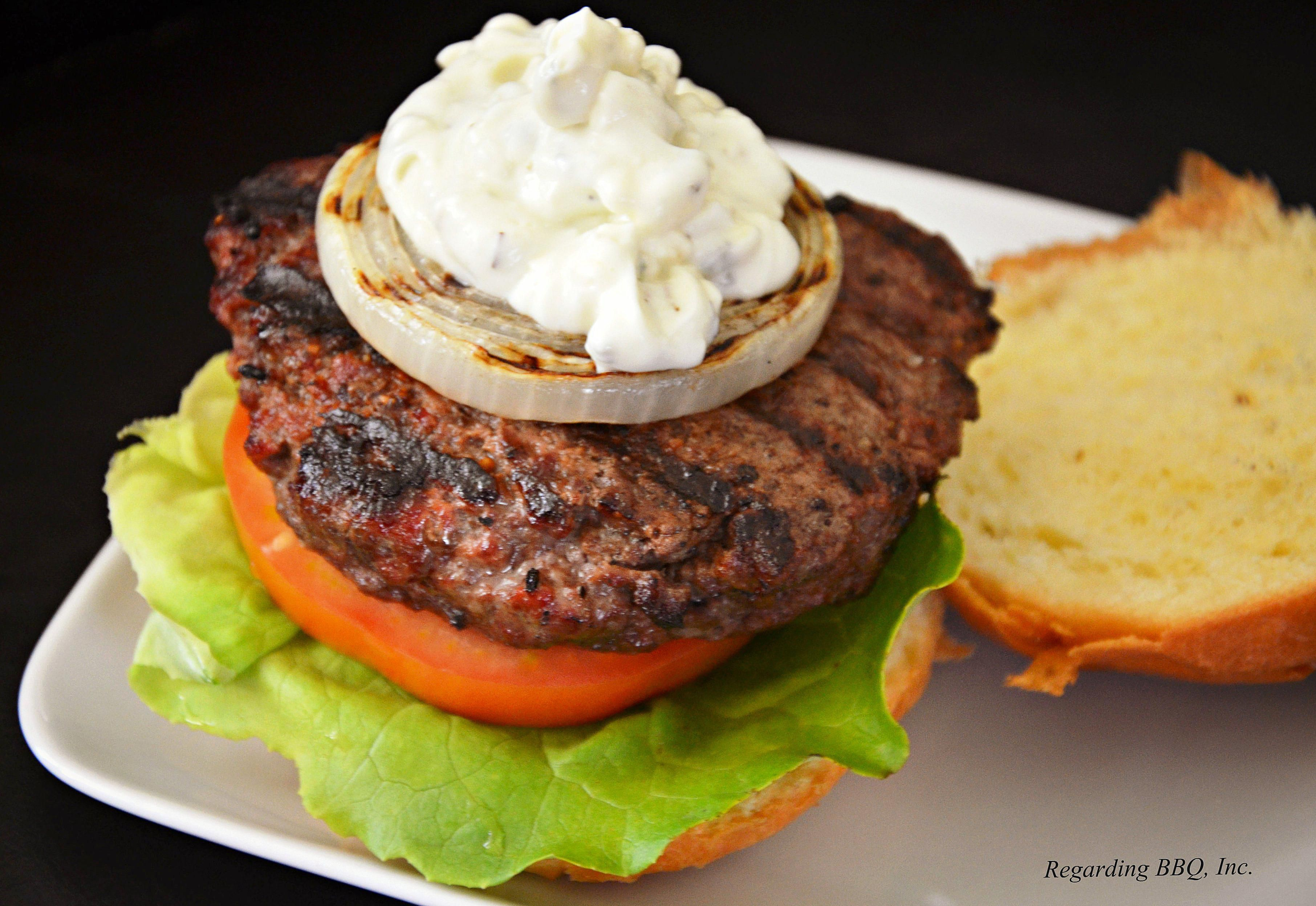 How To Cook Burger Onions