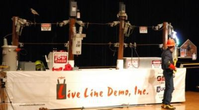 Live Line Demo, Inc. - Electrical Safety Presentations