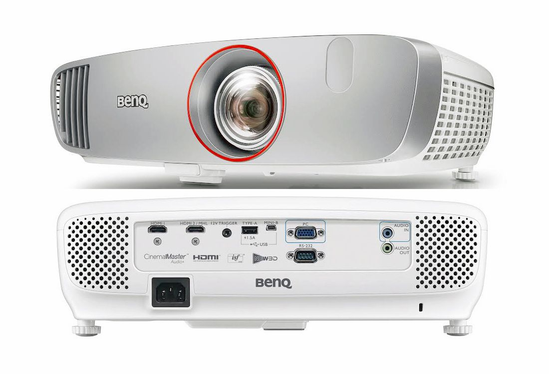 The BenQ HT2150ST Home Theater and Gaming Projector