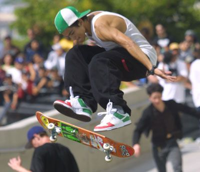 How To 360 Pop Shove It - Paul Rodriguez