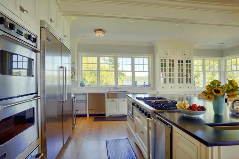 What is the kitchen work triangle for Kitchen design triangle