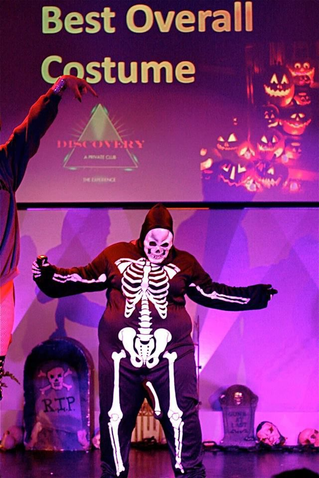 Discovery Nightclub Halloween Party