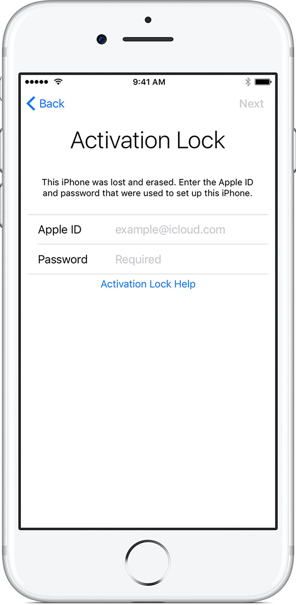 activation lock iphone what to do when you can t activate a used iphone 4432