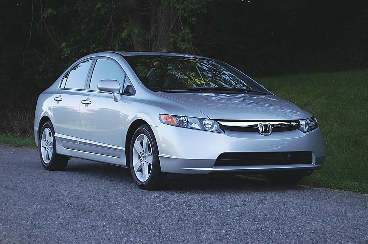 Honda Civic EX vs Honda Civic Hybrid Fuel Mileage