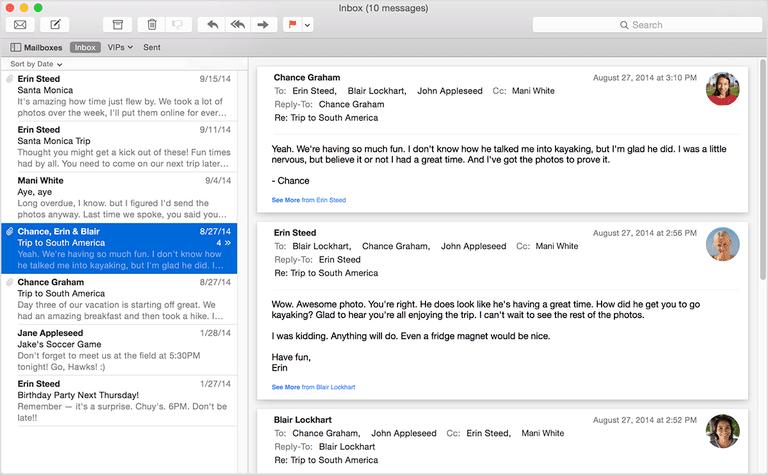 Mac OS 10