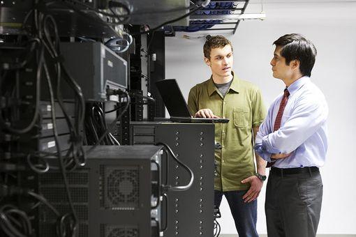 Technology, computer, business, data storage