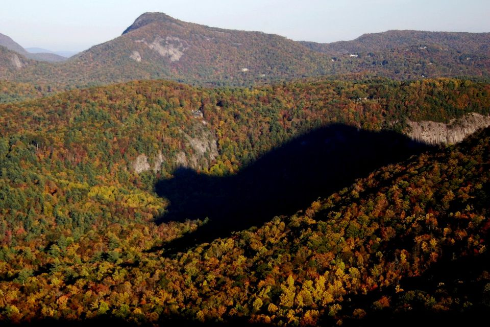 Photo of the Shadow of the Bear - NC Mountains