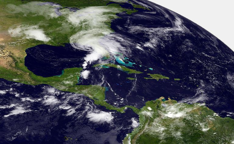 Tropical Storm Andrea Bares Down On Florida