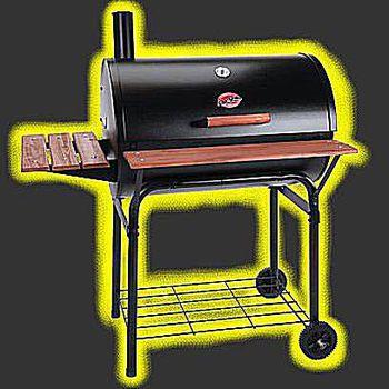 Bar B Chef Charcoal Smoker Review