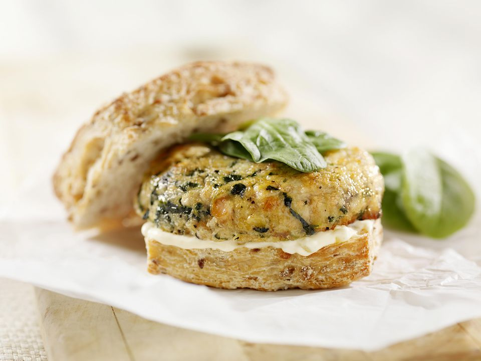 Grilled Crab Cakes