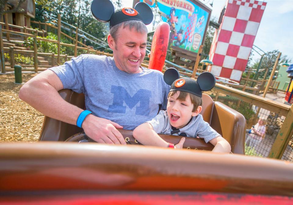 Disney World with Little Kids