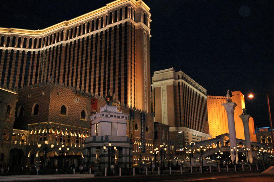Venetian Photo Tour In Las Vegas