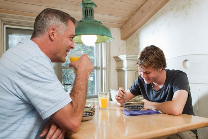 Pay close attention to the advice you're giving your teen.