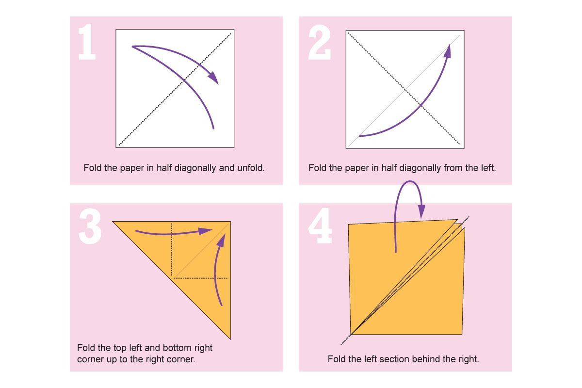 How to make an easy origami fox jeuxipadfo Gallery
