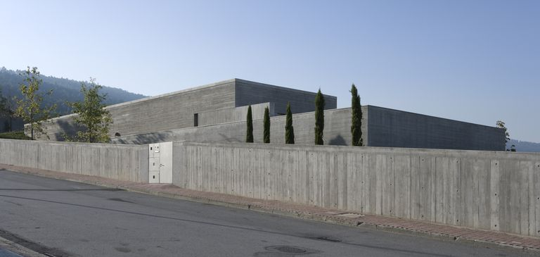 Bom Jesus House in Braga, Protugal by Eduardo Souto de Moura
