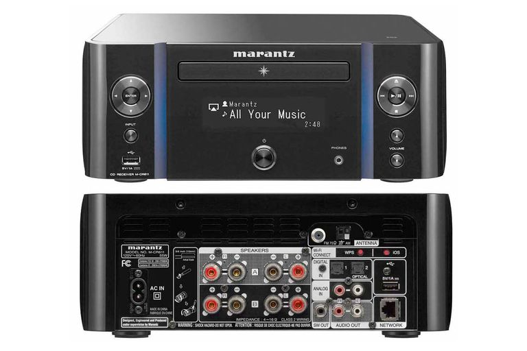 Marantz M-CR611 Compact Network CD Receiver