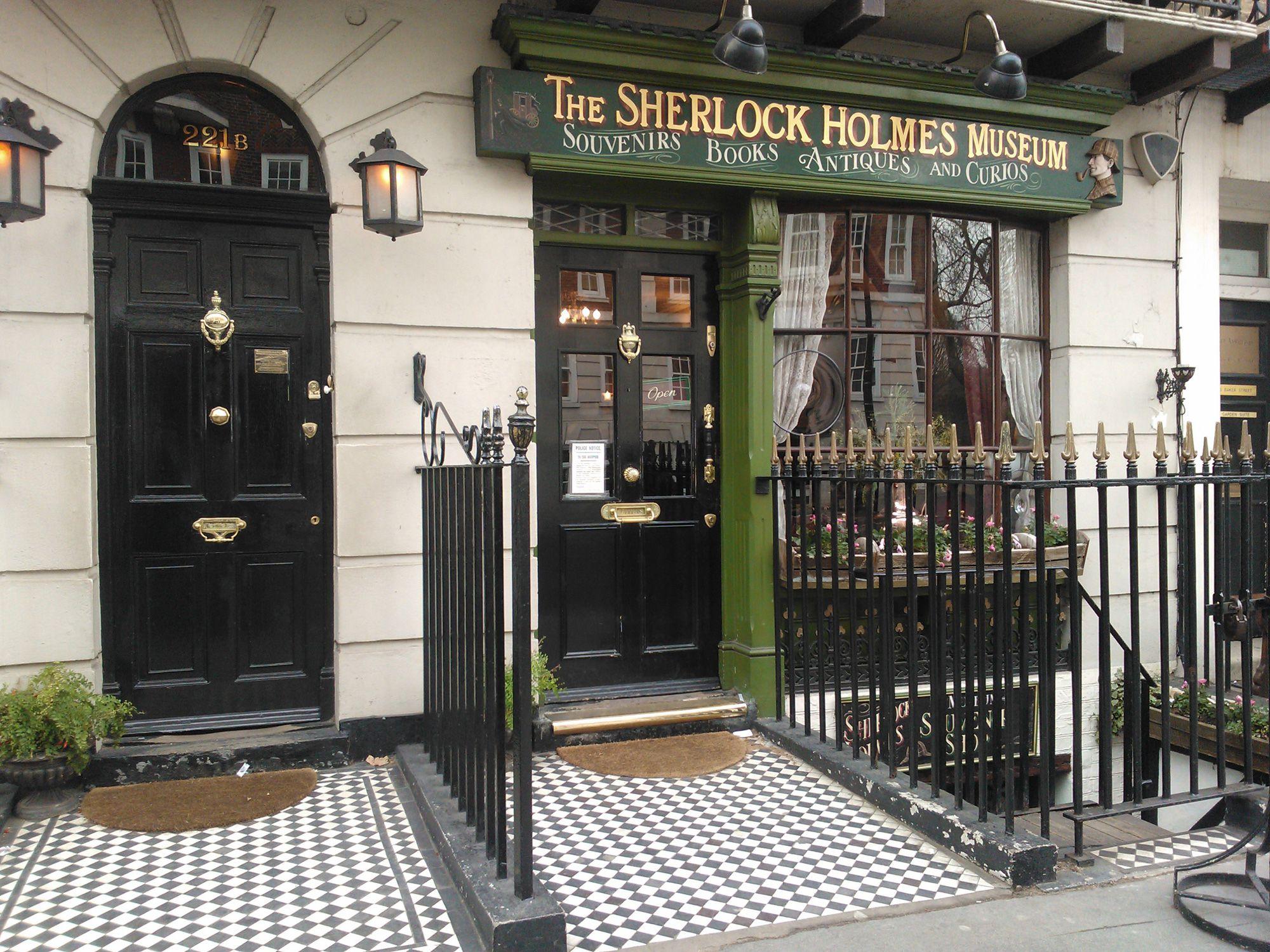 South Street Auto >> Explore London's Sherlock Holmes Museum