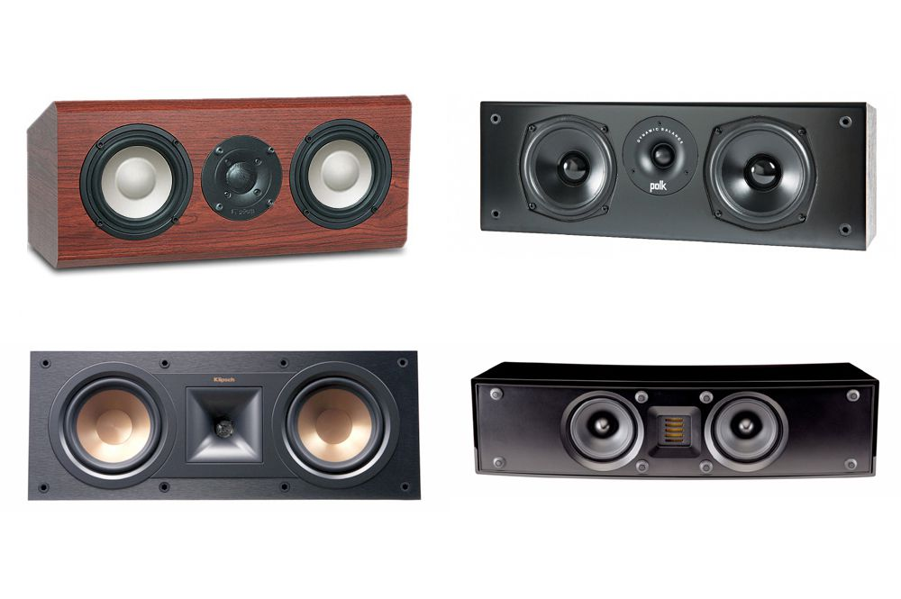 modern computer speakers. do you need a center channel speaker for surround sound? modern computer speakers r