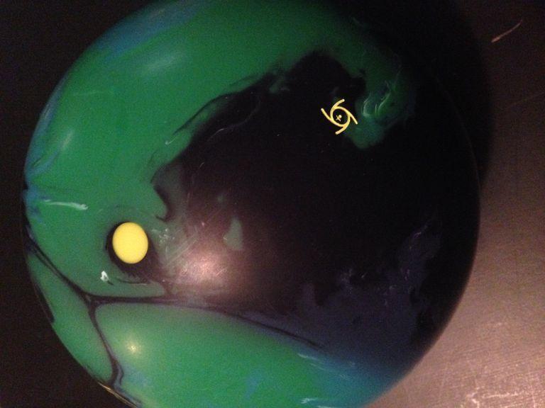 An Undrilled Bowling Ball