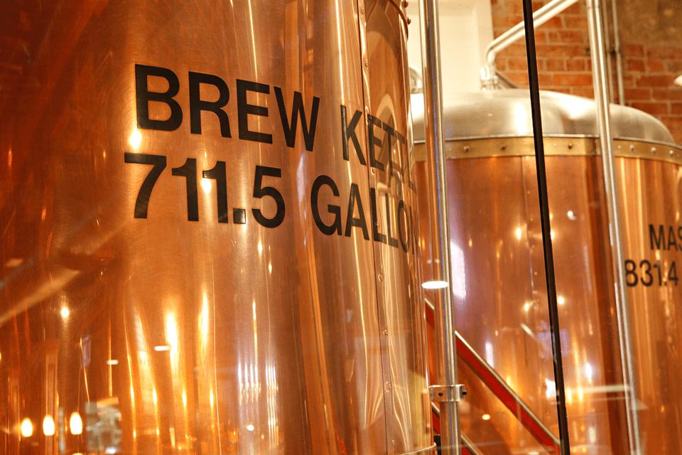 Bricktown Brewery, OKC