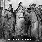 Jesus on the Sabbath