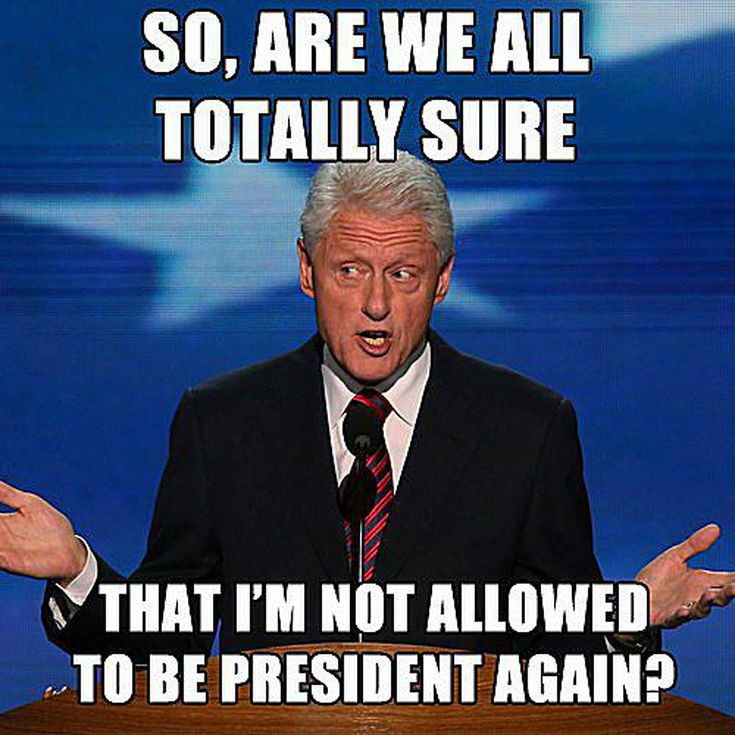 bill clinton quotes funny