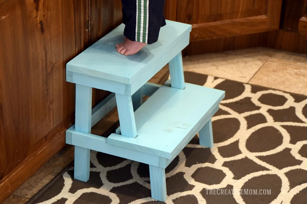 Fresh Single Step Step Stool